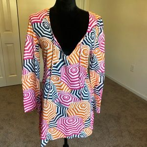 Colorful Mud Pie Tunic Top